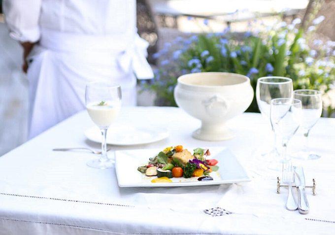 北川村『モネの庭』マルモッタンのカフェのおすすめメニュー