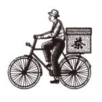 西森園のロゴ