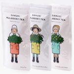 パッケージのモデルは作り手のおばちゃん。香川の「西森...