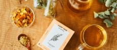 「soar tea(ソアーティー)」のカフェインレスのハーブティ「soar tea for morning」
