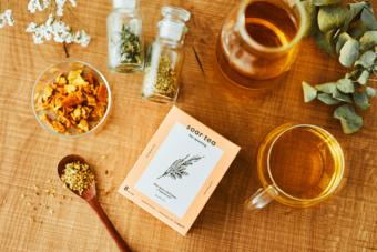 心身ともに癒される。朝と夜、それぞれのシーンに寄り添う「soar tea」のハーブティー