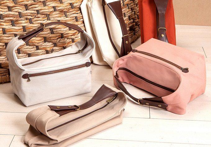 大人女子におすすめ「UPLA」のコンパクトなバッグ「ウプラ ジゴーニュ」2