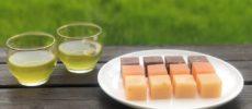 お茶菓子にも、おつまみにも。和と洋の意外なコラボ「ドルチェようかんワイキューブ」