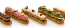 洋菓子を和風にアレンジ。軽い食感と深い味わいに心奪われる和楽紅屋の「エクレールラスク」