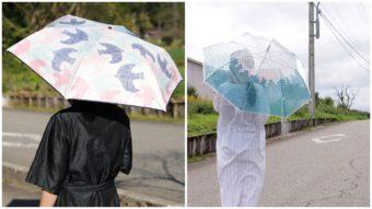 梅雨が楽しくなる。大人の女性におすすめのおしゃれで丈夫な傘特集