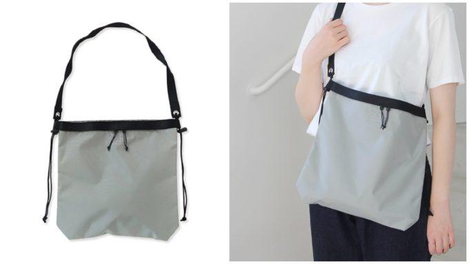 大人女子におすすめの「FREDRIK PACKERS フレドリックパッカーズ」のショルダーバッグ
