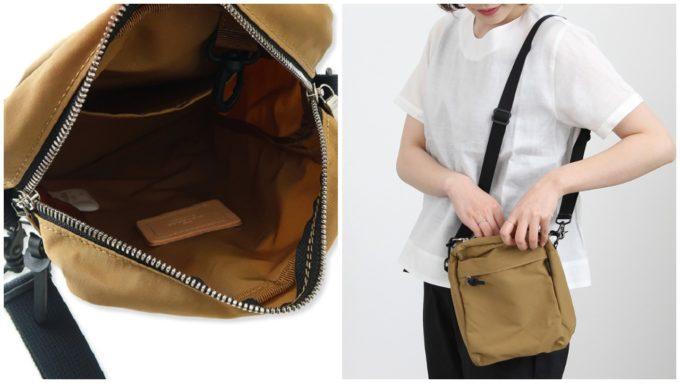 大人女子におすすめの「STANDARD SUPPLY スタンダードサプライ」のショルダーバッグ