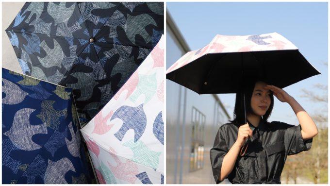大人の女性におすすめのおしゃれで丈夫な「Lune jumelle ルナ ジュメイル」の傘