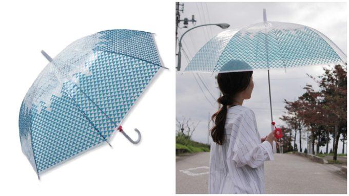 大人の女性におすすめのおしゃれで丈夫な「中川政七商店」の傘