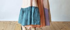 愛知県の衣料品店「渦~uzu~」のスカート