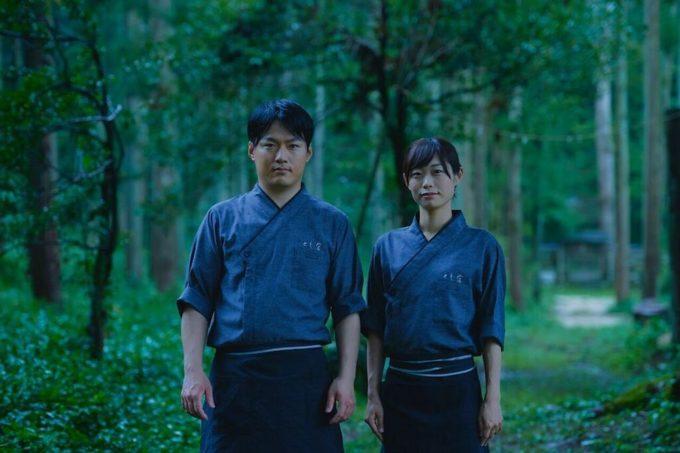 和菓子ブランド「NANASAN(ナナサン)」を立ち上げた西沢さんご夫妻
