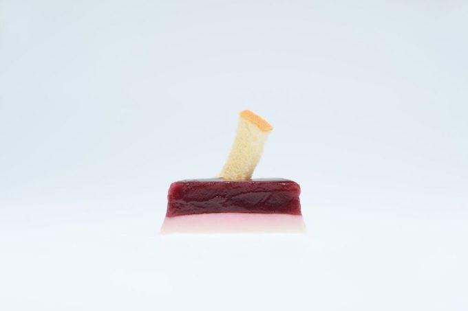 和菓子ブランド「NANASAN(ナナサン)」のアドベリーを使った和菓子「SOU」