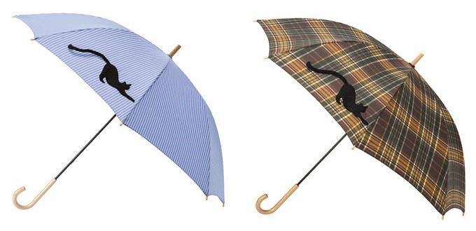 大人女子におすすめ、「Tail」の傘、キャット