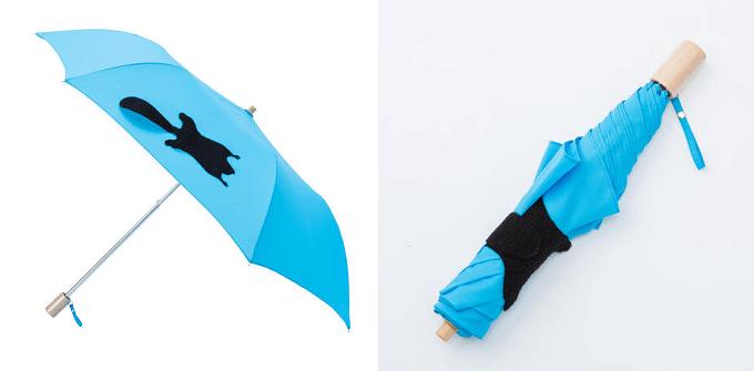大人女子におすすめ、「Tail」折り畳み傘