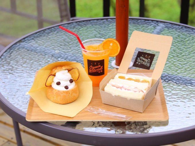鹿児島県南大隅町のおしゃれなカフェスペース「aqua base cafe(以下、アクア ベースカフェ)」のおすすめメニュー