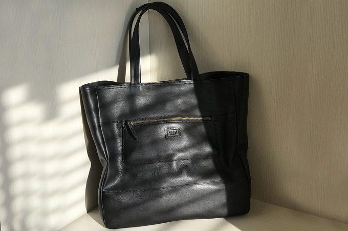 大人の女性におすすめ、爽やかな香り漂う「Da Vinci FARO」の革バッグ2
