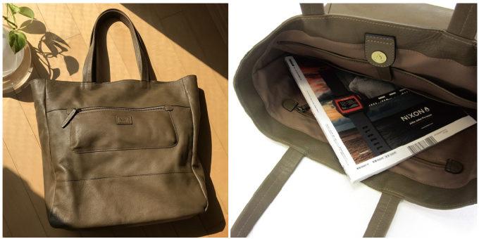 大人の女性におすすめ、爽やかな香り漂う「Da Vinci FARO」の革バッグ3