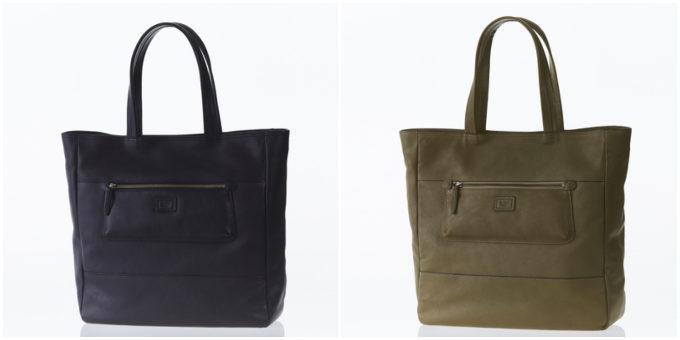 大人の女性におすすめ、爽やかな香り漂う「Da Vinci FARO」の革バッグ、2色