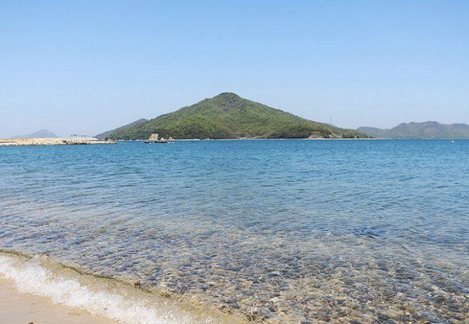 「CLASSICO セトウチ珈琲」から見える海