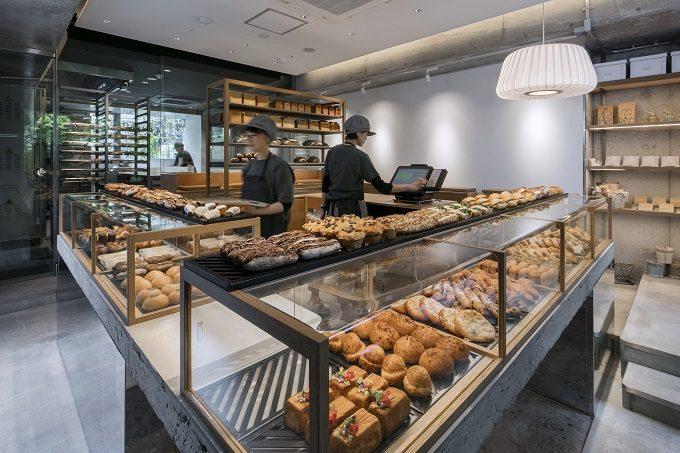 人気ベーカリー「365日」監修のパン屋「GREEN THUMB(グリーンサム)」店内写真2