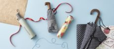 デザインと使いやすさを兼ね備えたおすすめ折りたたみ日傘