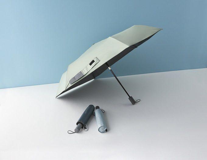 デザインと使いやすさを兼ね備えた「「innovator」」のおすすめ折りたたみ日傘
