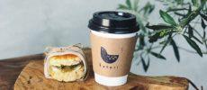 富山市の「kotori coffee」のおすすめメニュー