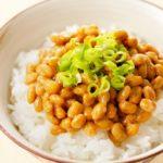 組み合わせると整腸作用がアップ。納豆と一緒に食べると...