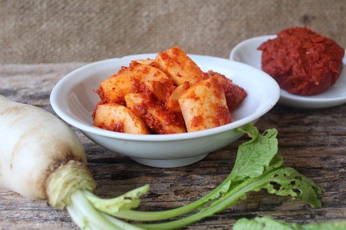 納豆と組み合わせるとダイエットに効果的なキムチ