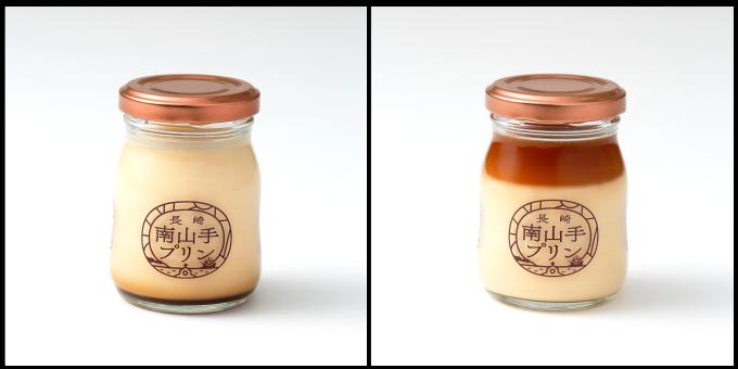 ステンドグラスがモチーフ。輝くジュレの美しさにうっとりする「長崎南山手プリン」