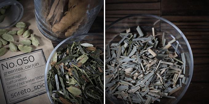 夏バテや夏の冷え対策におすすめ、「soreto_spice(ソレトスパイス)」のブレンドティー「緑茶それとカルダモンとシナモン」