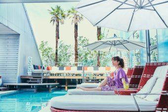 都内で海外リゾート気分が味わえる。「スパ ラクーア」で過ごす、贅沢なひとり時間