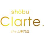 ジャム専門店「Clarte(クラルテ)」のロゴ