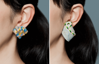 日本の伝統技術に感じる温もり。カラフルかつ上品に耳元を彩る「DOMYO」の組紐イヤリング