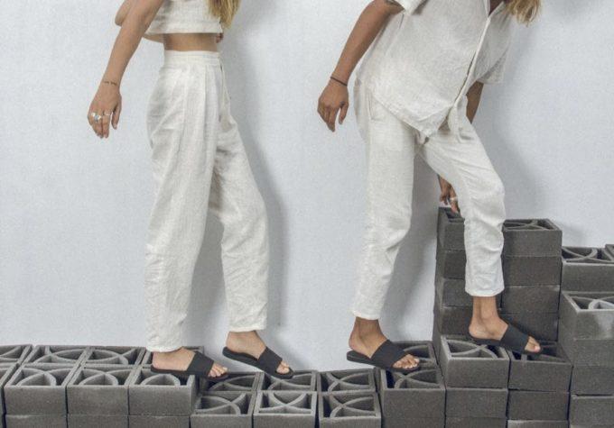 夏ファッションにおすすめ、廃棄されたタイヤから生まれた「indosole」のサンダル2