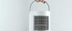コンパクト冷風扇「SY-107」