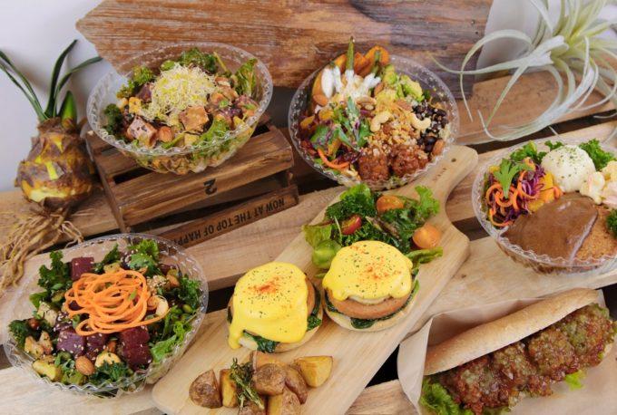広尾のプラントベースの料理を提供する「Swell Bowls(スウェルボウルズ)」のおすすめメニュー3