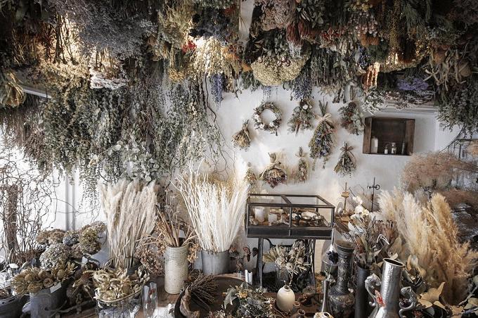 京都市北白川の「Cachette(カシェット)」の店内写真