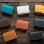 シンプルなのに驚くほど機能的。「FABRIK」のコンパクトな革財布