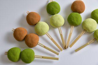 5段階の味の違いを食べ比べ。「大和茶大福専門店 GRAN CHA」の抹茶大福
