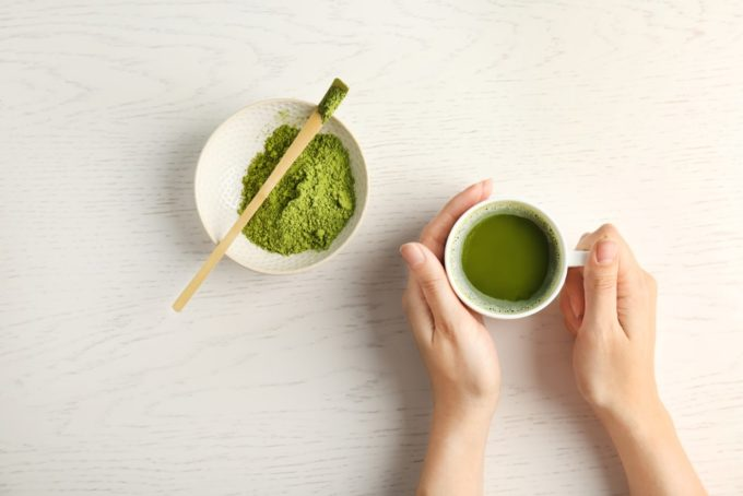 ダイエットにも効果的な抹茶2