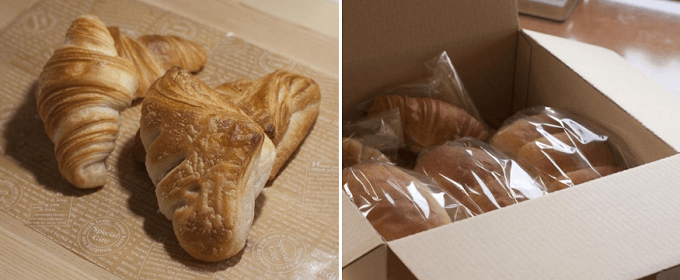 栃木県那須塩原市にある「まるぱん工房」のパン