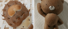 「まるぱん工房」のキャラクターパン
