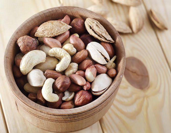 美肌&ダイエットにも役立つ食材、ナッツ類