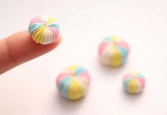 和装におすすめ「村岡寅則商店」の和菓子アクセサリー3