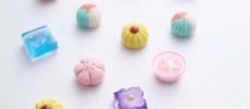 和装におすすめ「村岡寅則商店」の和菓子アクセサリー1