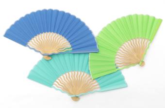 骨のデザインが個性的。暑い夏に心地良い風を運んでくれる「西川庄六商店」の新作扇子