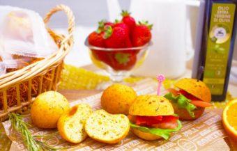 たんぱく質が主成分。栄養たっぷりなのに低糖質&低カロリーの「プロテインフォカッチャ」