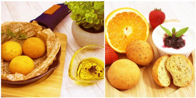 たんぱく質が主成分で低糖質・低カロリー「プロテインフォカッチャ」4
