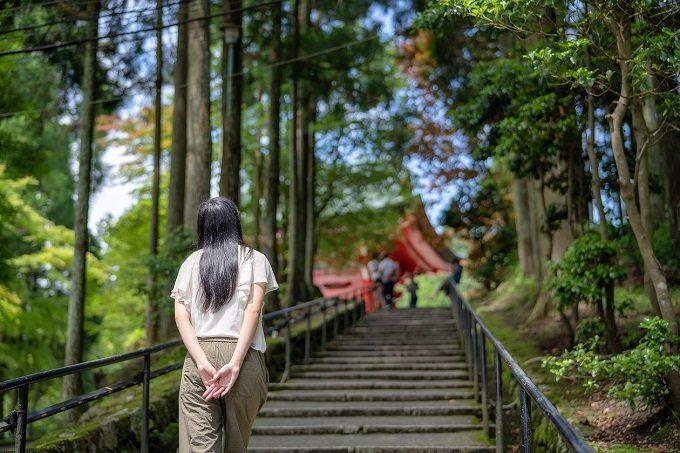 「比叡山やくばらい散歩・夏」旅 延暦寺散策